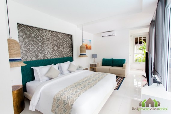 Benoa Sea Suites ( One Bedroom Pool Villa – Suite  )