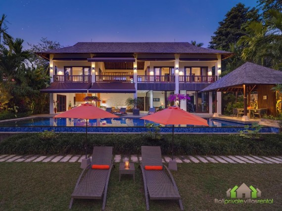 Villa Shinta Dewi Ubud ( 4 Bedrooms )