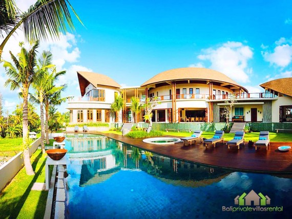 Villa Umah Daun (5 Bedrooms )