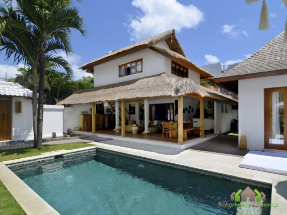 Villa Waterlily Seminyak ( 3 Bedrooms )